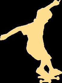 Skater pic Tauernhof Flachau
