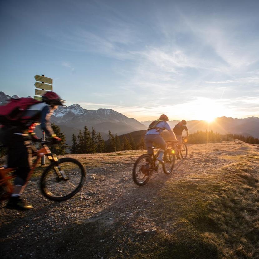 Salzburger Bike Urlaub mit Stoneman Taurista