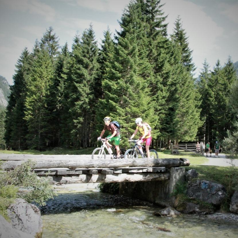 tauernhof_flachau_enns cycle path_marbachalm