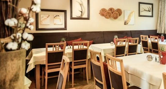 Tauernhof_Flachau REstaurant Menu All inclusive