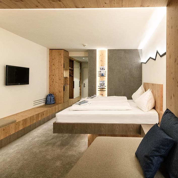 Tauernhof Doppelzimmer Design_7986