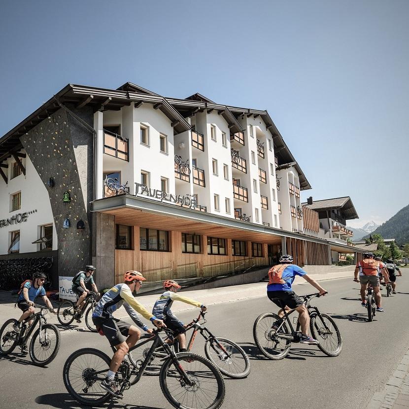 Tauernhof Bikehotel Aktivurlaub Haibike