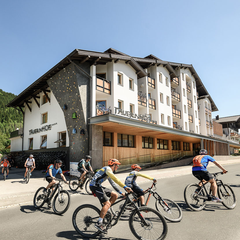 active sommer holiday flachau