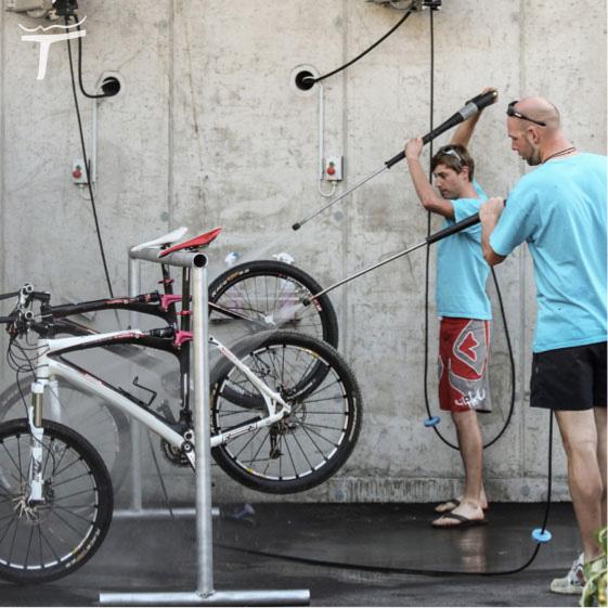Tauernhof Flachau services for bikers