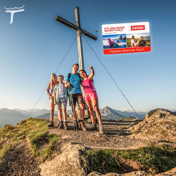 Sporthotel Tauernhof advantages with flachau-card