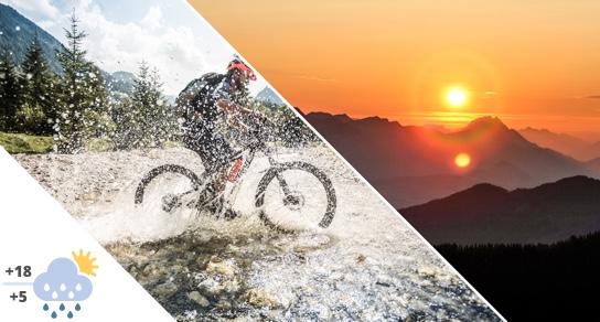 Start Stoneman Taurista mit dem Mountain Bike