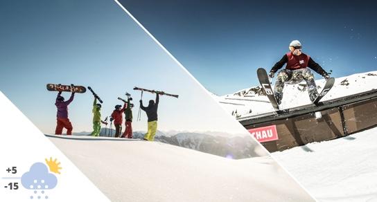 Sporthotel Tauernhof wintersports November-March