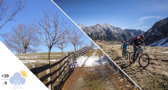 Bike Trails und Bike Hotels in der Salzburger Sportwelt