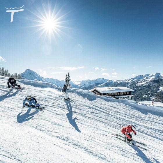 Skischule und Skiverleih Flachau Preisvorteil