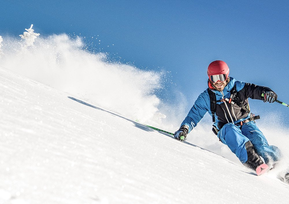 Tauernhof Flachau skiing and ski-hire