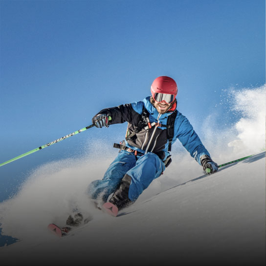 skifahren in der Ski amadé