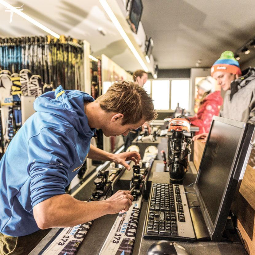Special Skihotel Tauernhof ski-hire discount